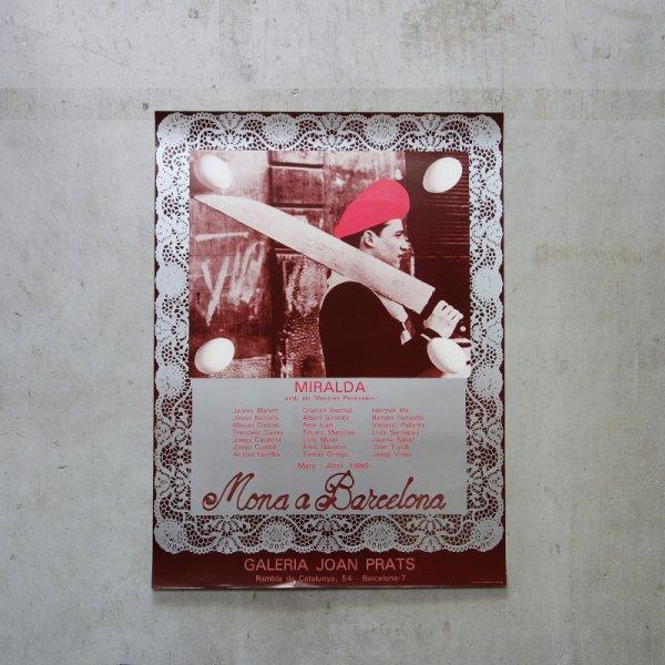 Miralda / 1980 Galeria Joan Prats