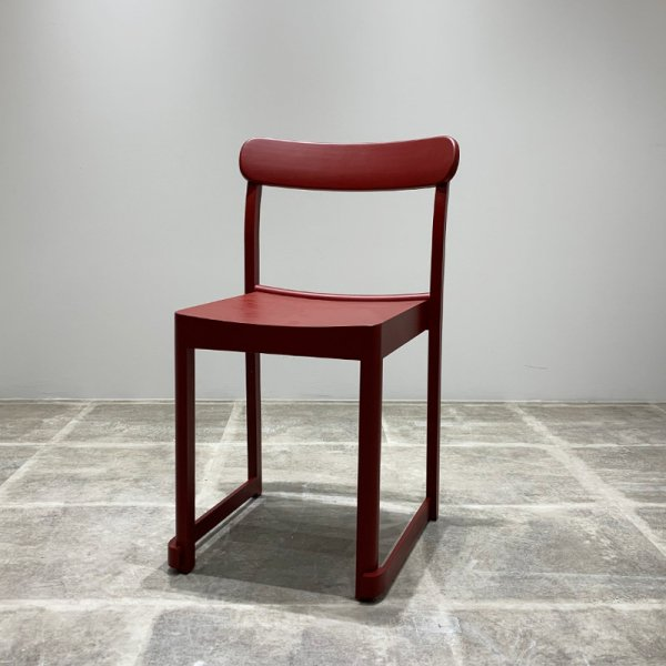 Atelier Chair (アトリエチェア) / Beech(Dark Red)
