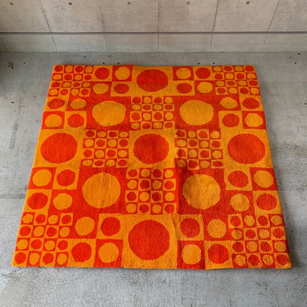 Geometri Carpet / Verner Panton