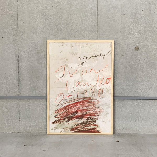 Cy Twombly 2018