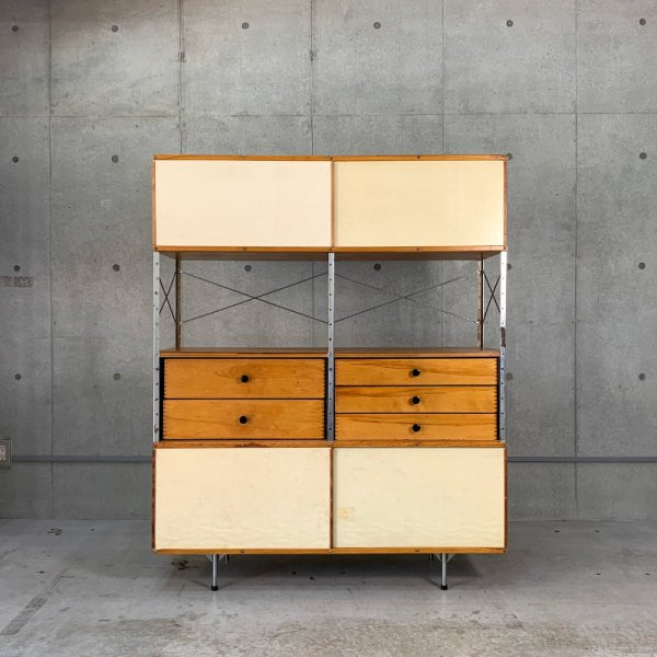 Eames Storage Units (ESU) 421-C