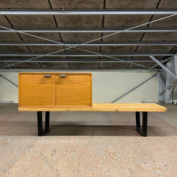 Platform Bench(#4691)/ Basic Cabinet (#4627)