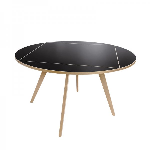 Square Round Table