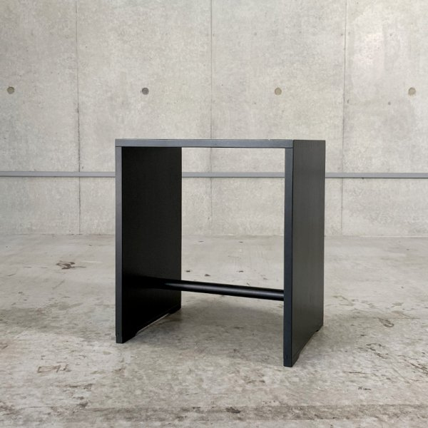 Ulm Stool / Black
