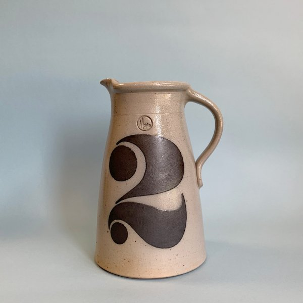 Eldreth Pottery / Pitcher<img class='new_mark_img2' src='//img.shop-pro.jp/img/new/icons5.gif' style='border:none;display:inline;margin:0px;padding:0px;width:auto;' />