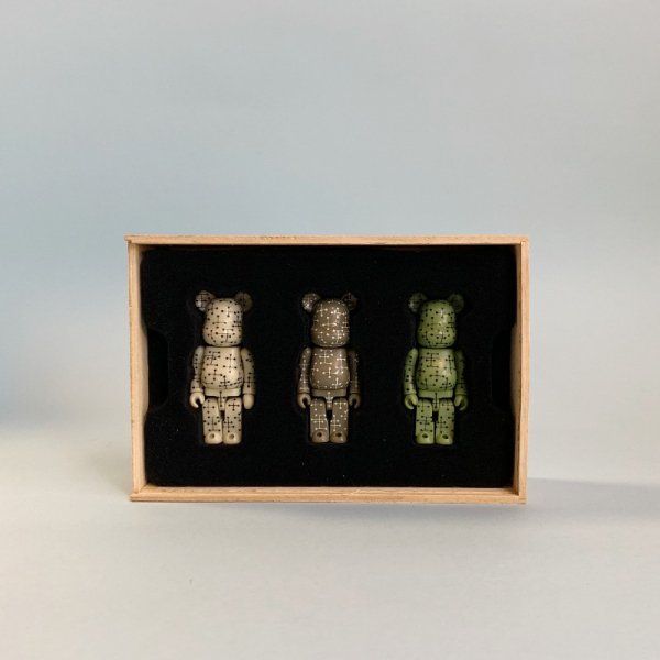 Eames BE@RBRICK / Box set