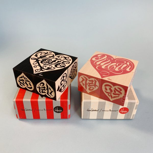 Love Heart Blocks