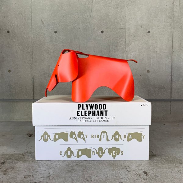 Eames Elephant / 2007 Limited Edition of 1000<img class='new_mark_img2' src='//img.shop-pro.jp/img/new/icons5.gif' style='border:none;display:inline;margin:0px;padding:0px;width:auto;' />