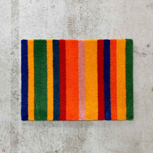 Original Rug / 7color Multi Stripe