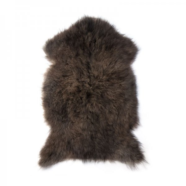 Cashmere Fur Mat / Brown