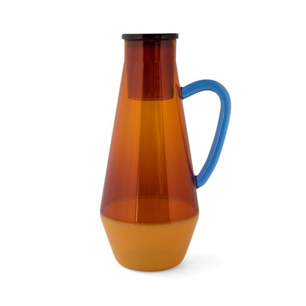 Two Tone Carafe / Amber