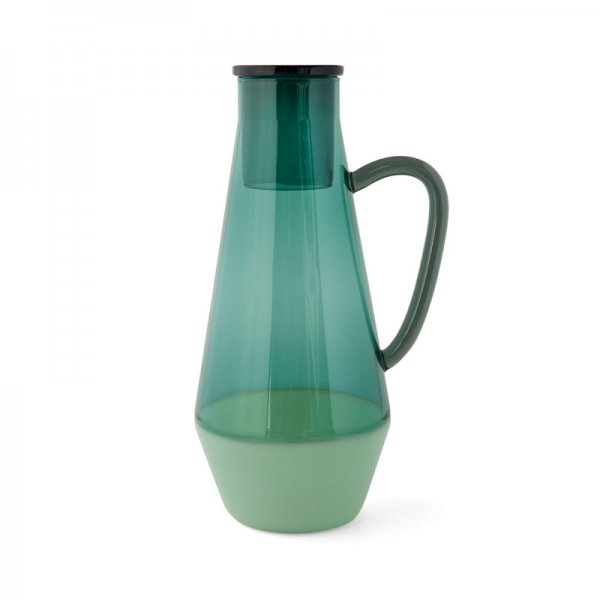 Two Tone Carafe / Green