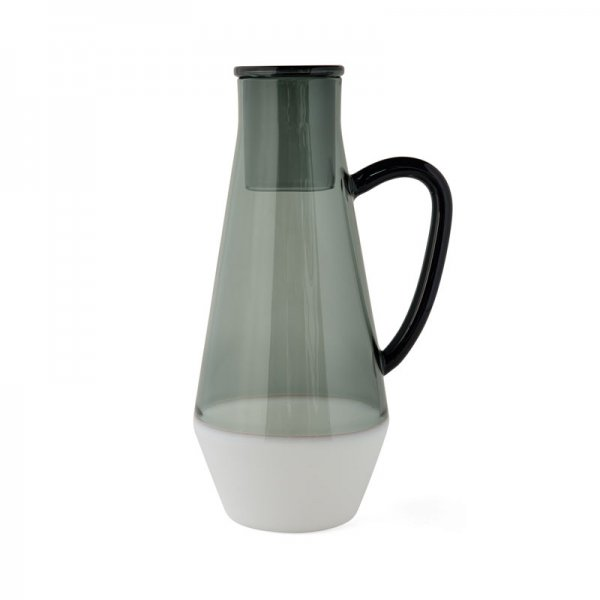 Two Tone Carafe / Grey