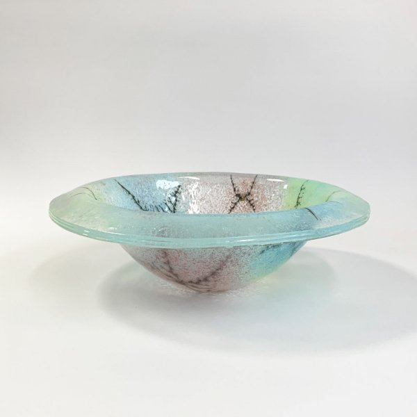 Higgins Glass / Abstract Butterfly Series / #3