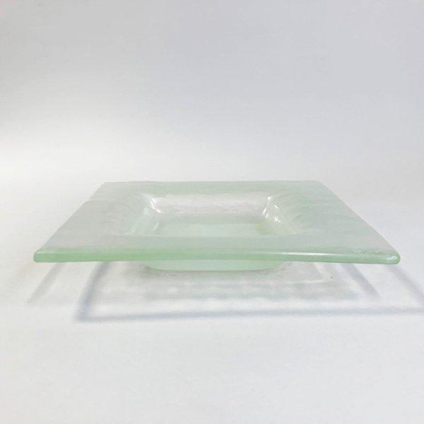 Higgins Glass / Square Dish / #5