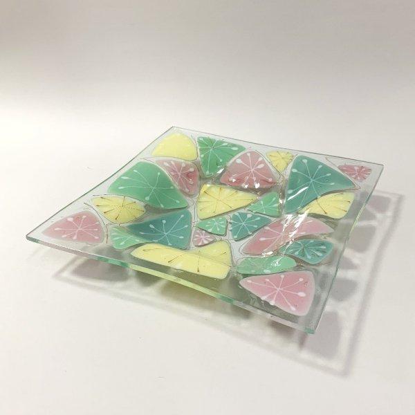 Higgins Glass / Rectangular Dish / #28
