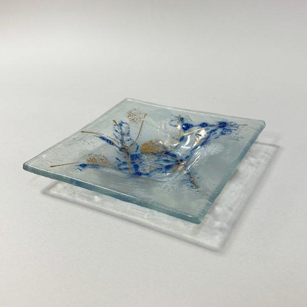 Higgins Glass / Ash Tray / #58