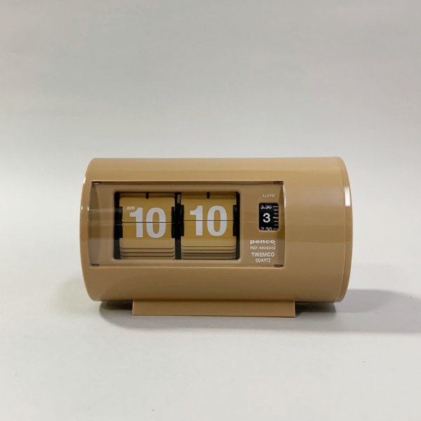 Twemco Alarm Clock #AP-28 / Penco Desk Clock