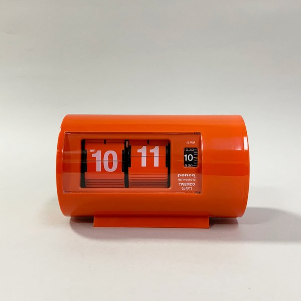 Twemco Alarm Clock #AP-28 / Penco Desk Clock