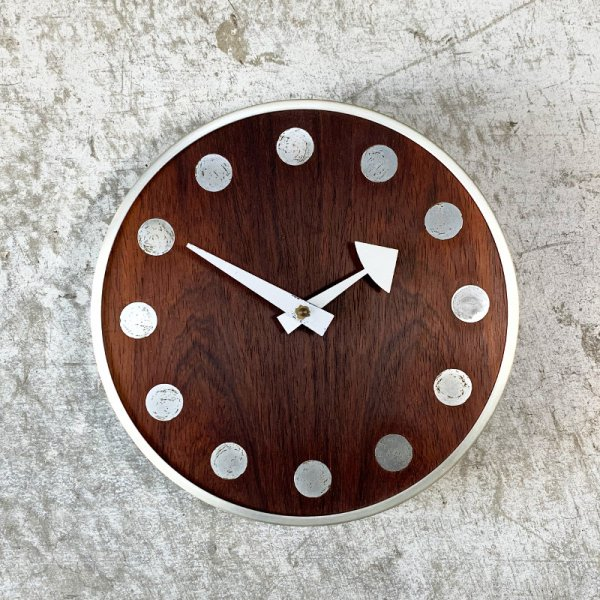 Meridian Clocks Rosewood No.7564