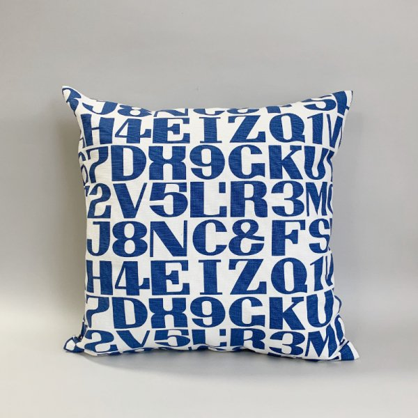 """Alphabet"" Original Cushion"