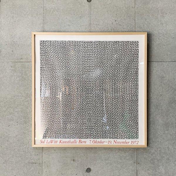 Sol Lewitt / 1972 Kunsthalle Bern
