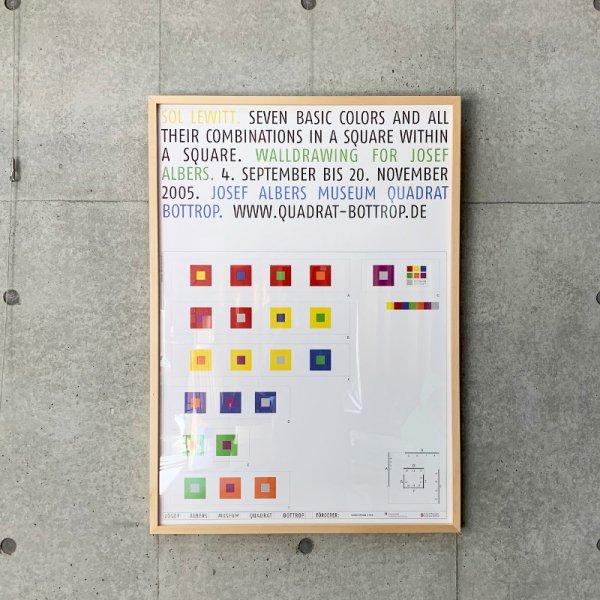 Sol Lewitt / 2005 Josef Albers Museum Quadrat Bottrop