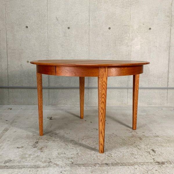 Scandinavian Round Dining Table