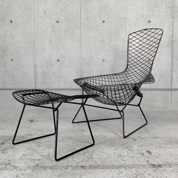 Bird Chair & Ottoman / 生地選択可能