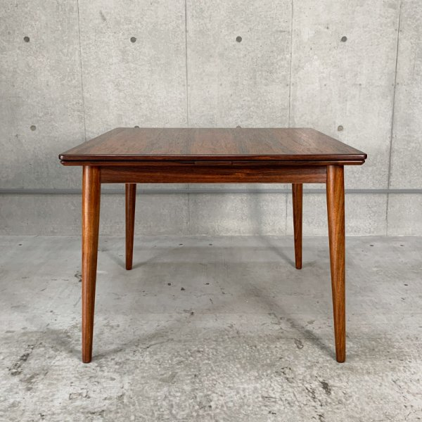 Scandinavian Dining Table / Rosewood