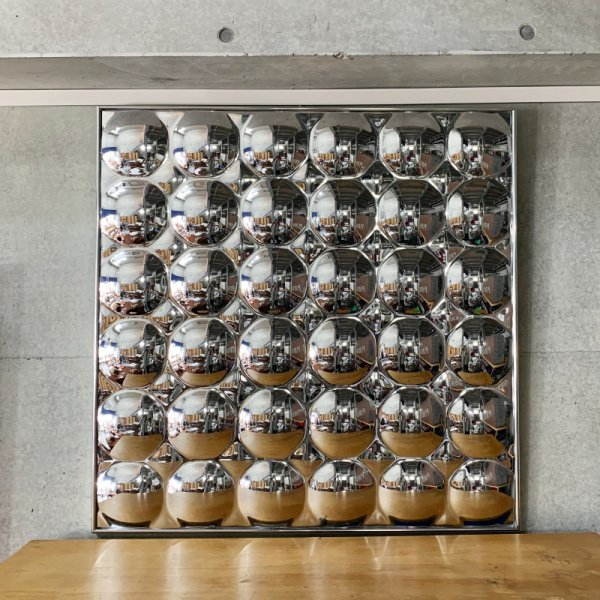 Bubble Wall Mirror
