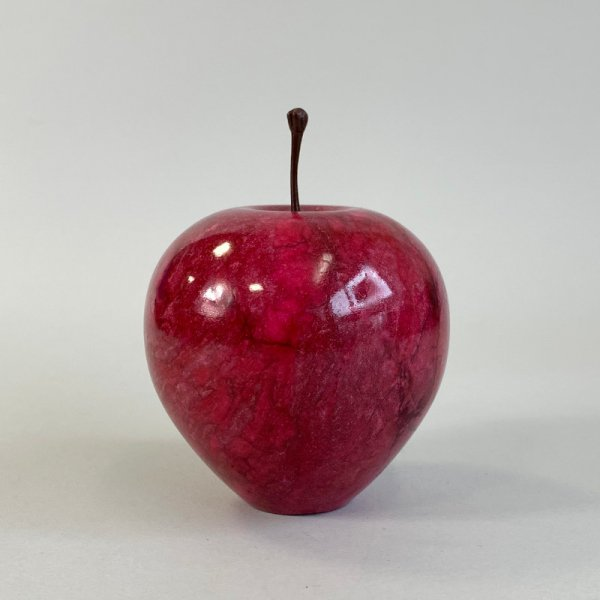 Marble Apple / Red(Large)