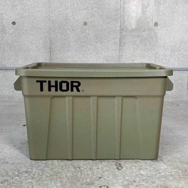 Thor Large Totes With Lid 75L