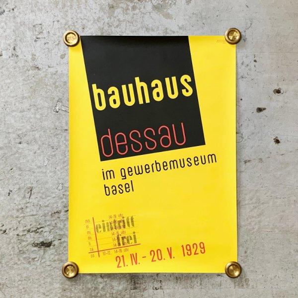 Poster / Bauhaus Dessau 1998
