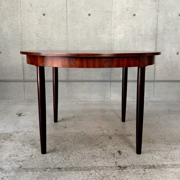 Round Dining Table  / Rosewood