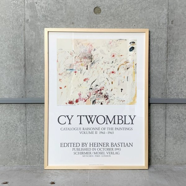 "Cy Twombly / Catalogue Raisonné ""OF THE PAINTINGS "" Vol.�<img class='new_mark_img2' src='https://img.shop-pro.jp/img/new/icons5.gif' style='border:none;display:inline;margin:0px;padding:0px;width:auto;' />"