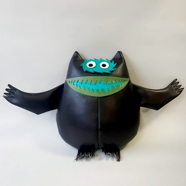 Nauga Monster Large (Vintage)