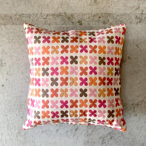 """""""Quatrefoil"""" Original Cushion"""