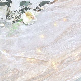 【送料無料】オーガンジー&フェアリーライトSET