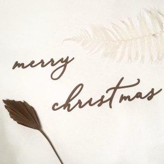 [送料無料]クリスマス バナー ウォールデコレーション