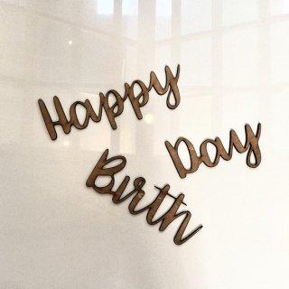 HappyBirthDayのみ