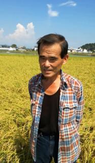8割減農薬米・<br>武市さんの南国育ち<br/>【令和元年産・新米】
