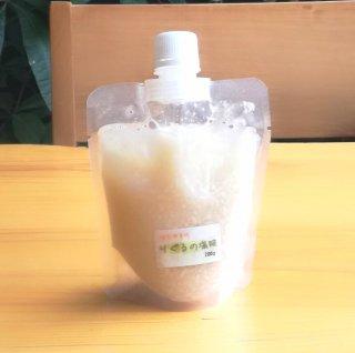 酵素が活きてる  生 塩糀(しおこうじ) 【発酵中】200g<br>(レシピプレゼント)