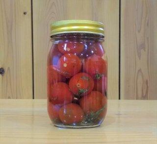 生きてる乳酸菌食品     酢を使わないサワーピクルス(ミニトマト)