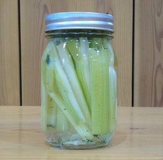 生きてる乳酸菌食品 酢を使わないサワーピクルス(セロリ)特用大ボトル