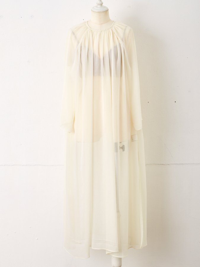 Chiffon Layered Dress
