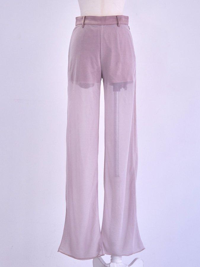 Shear Layered Pants