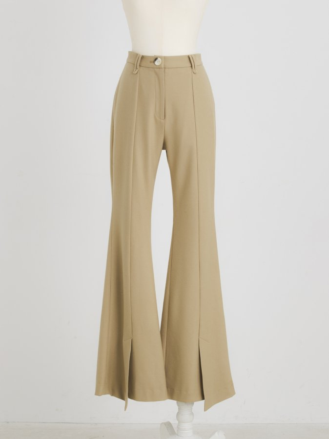Center Slit Pants