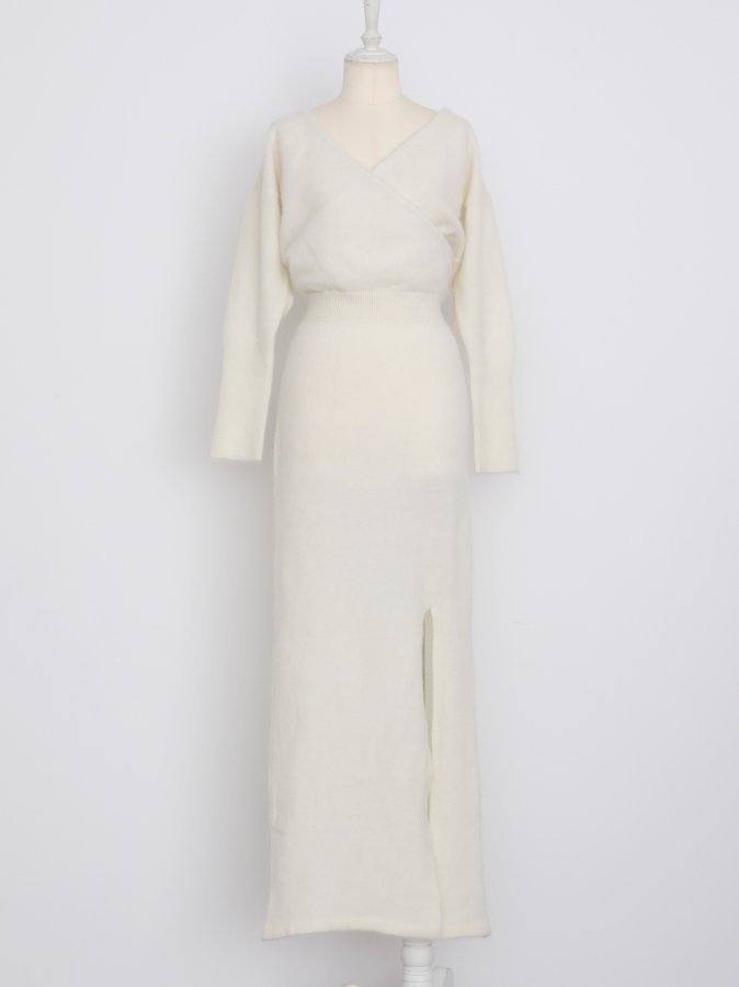 Mohair Kashkur Dress