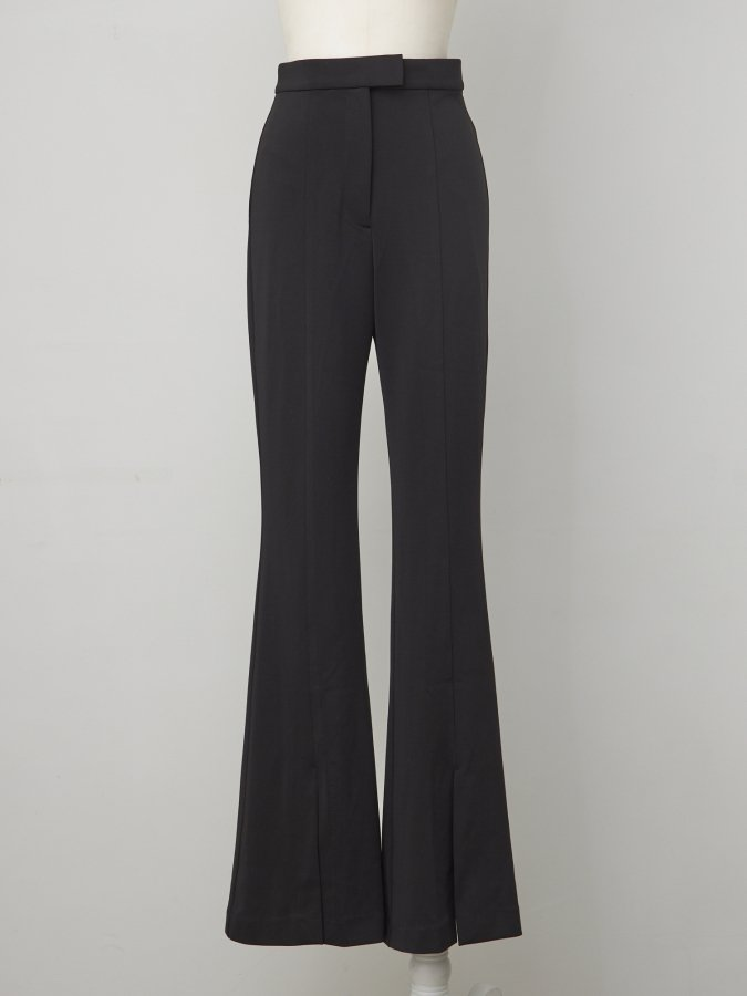 【Pre order】Stretch Flare Pants